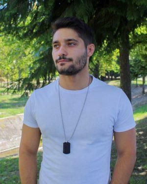 Bekoffee Colar Ricardo (80cm)