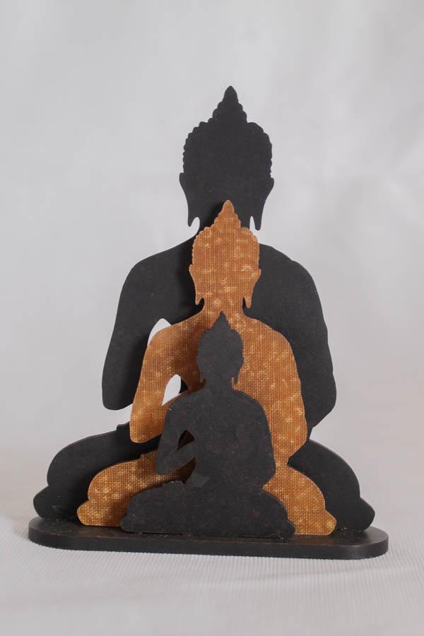 Bekoffee Os Três Budas Amarelo