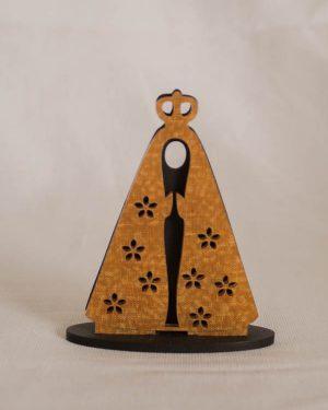 Bekoffee Virgem Maria Flores (Amarelo)