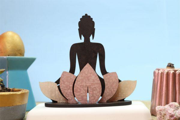 Buda na Flor de Lotus Bekoffee
