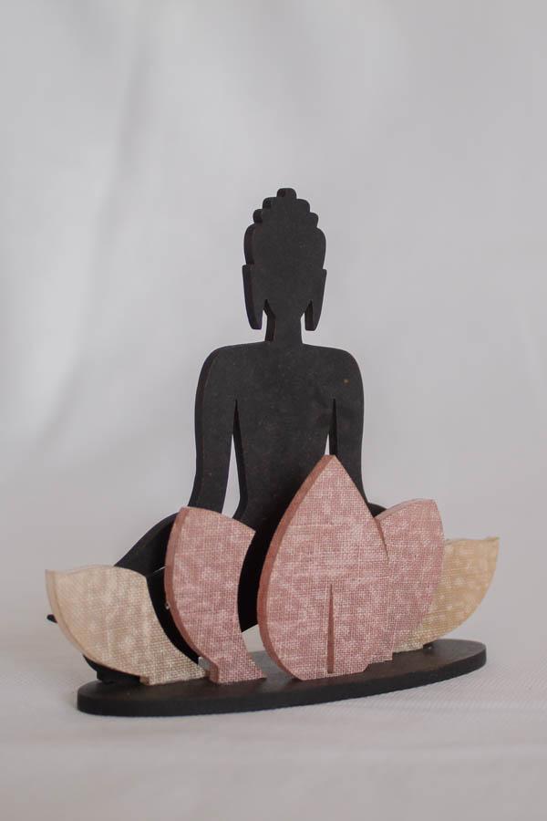 bekoffee Buda em Flor de Lotus