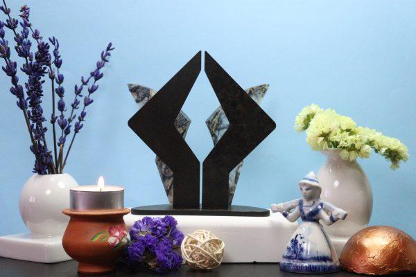 Estatua Anjo decorativo Bekoffee