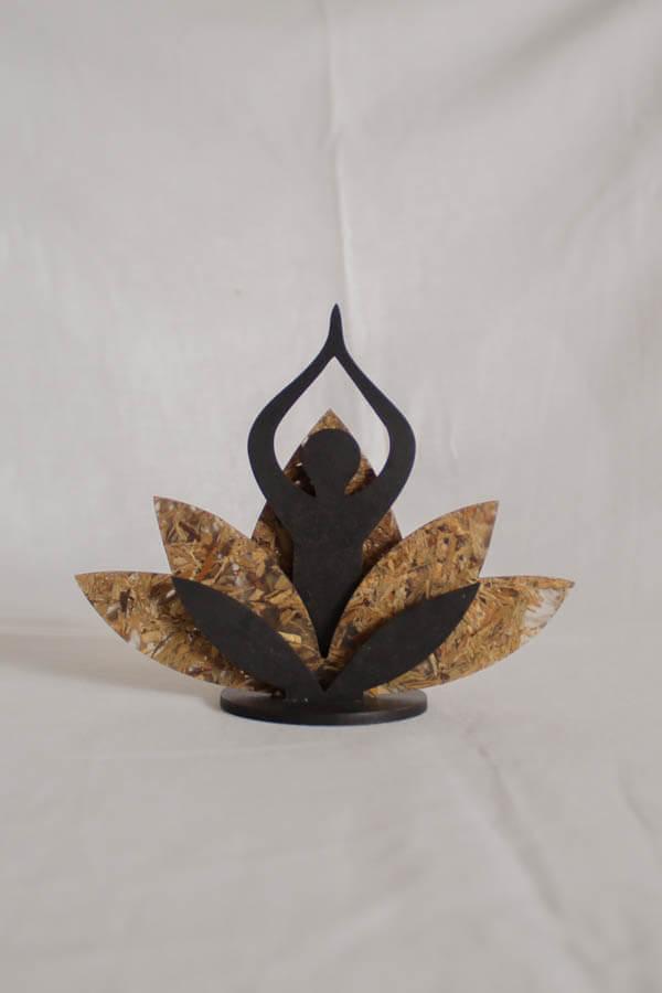 Bekoffee Flor de Lotus com Buda