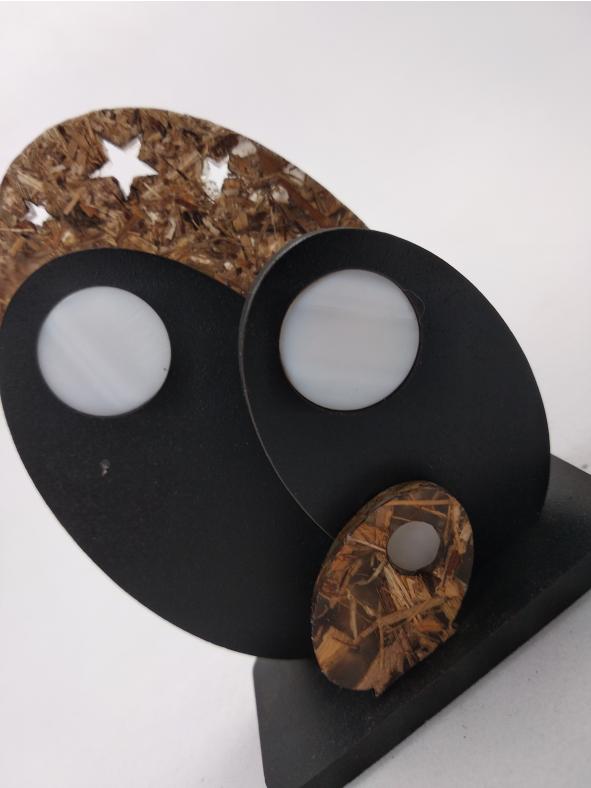 Bekoffee Presépio Oval Fibras (122mm)