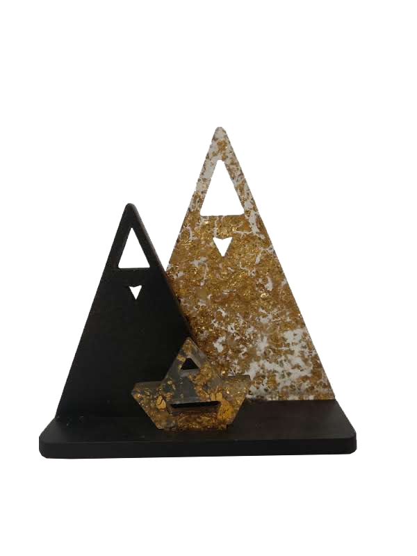 Bekoffee Presépio Triângulo Ouro